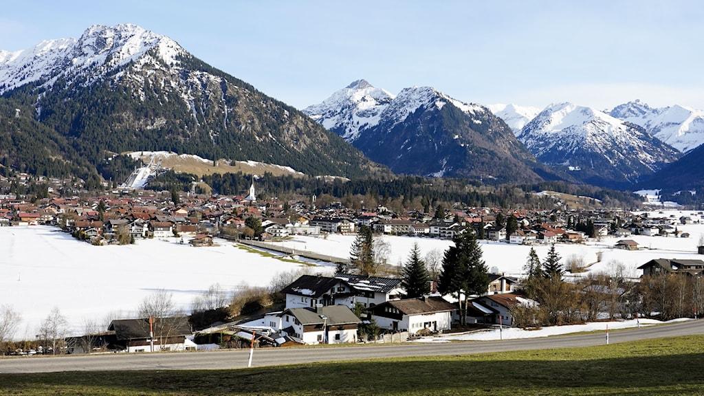 Skid-VM 2021 i Oberstdorf