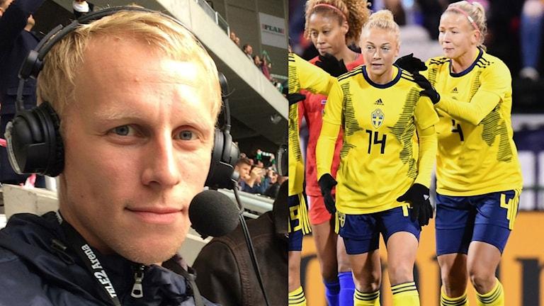 Expert Richard Henriksson om 17-åriga Hanna Bennison