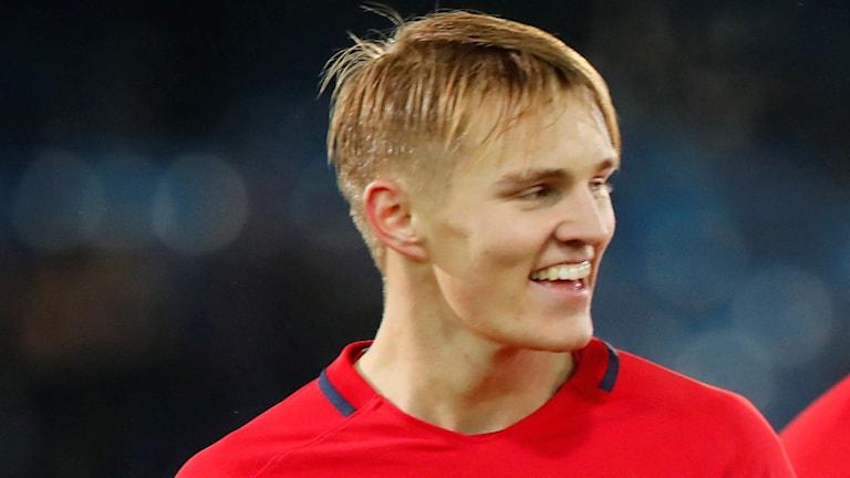 Den norske talangen Martin Ödegaard lånas åter ut från Real Madrid.