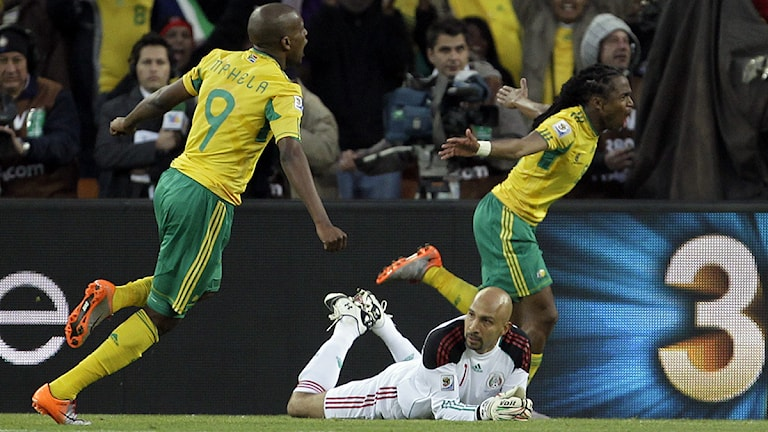 Så var öppningsmatchen i VM - Fotboll  46eb94c82bd40