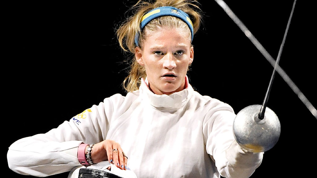 Emma Samuelsson. Foto: Tomas Oneborg/Scanpix