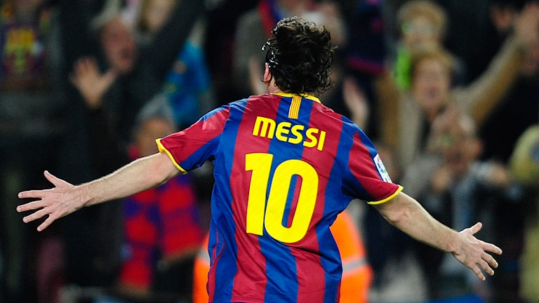 Barcelonas Leo Messi. Foto: AP Photo/Manu Fernandez/Scanpix