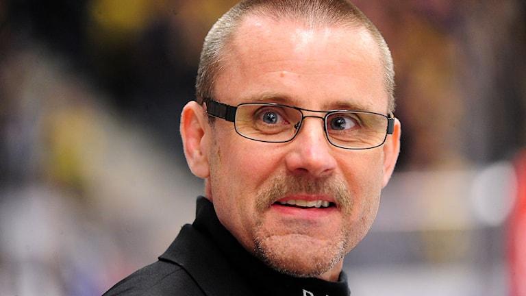 Färjestads tränare Tommy Samuelsson