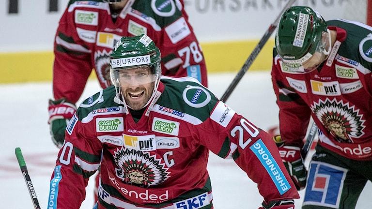 Frölundas Joel Lundqvist