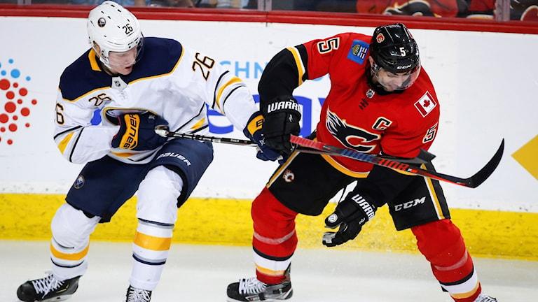 Rasmus Dahlin fortsätter att imponera för sitt Buffalo.