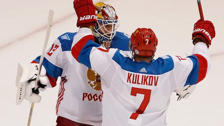 Ryssland vann mot Nordamerika.