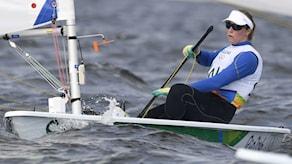Josefin Olsson har chans på OS-medalj.
