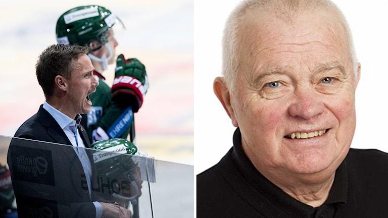 Lars-Gunnar Jansson om kvällens SHL-matcher.