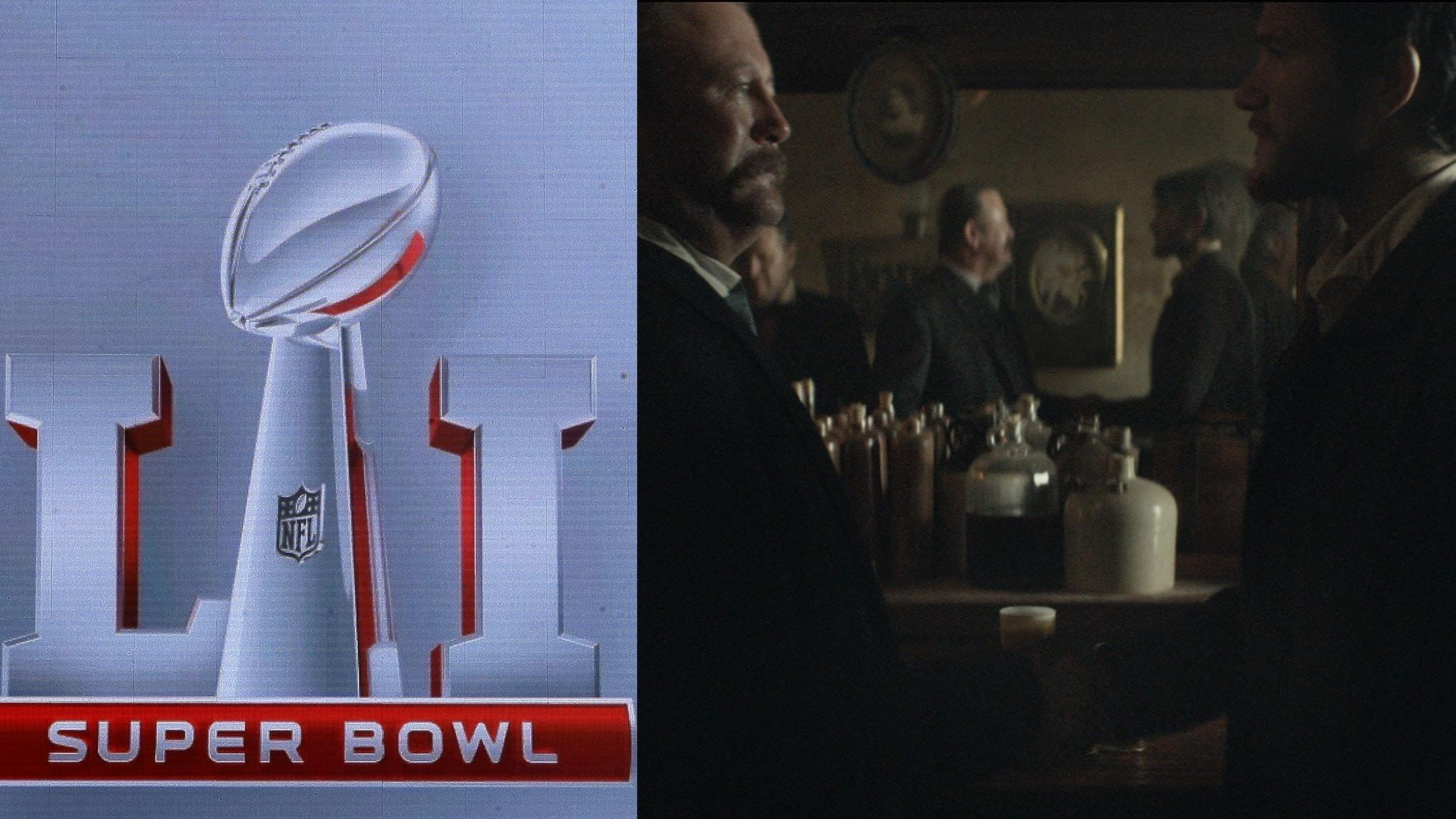 Reklam upprör inför Super Bowl – skär sig med president ...