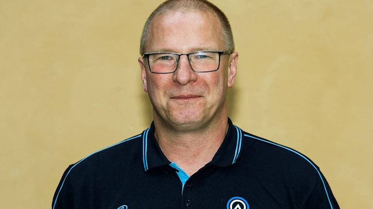 David Visscher är tillbaka och tränar Luleå igen.
