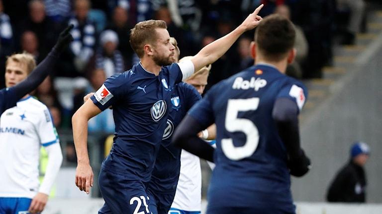 Malmö FF har kopplat grepp om pokalen.
