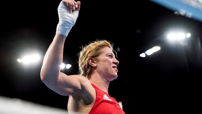 Laurell Nash har boxats för sista gången.