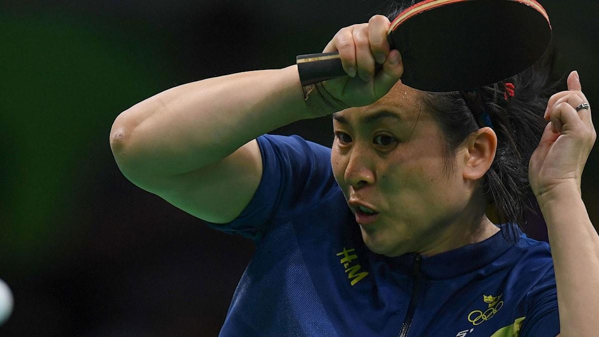 Li Fen vände och vann.