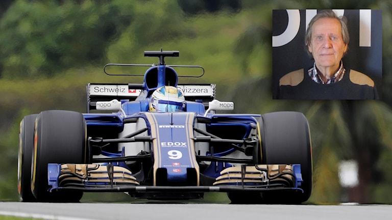 Marcus Ericsson och Radiosportens F1-expert-