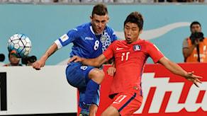 Lee Keun-Ho till höger.