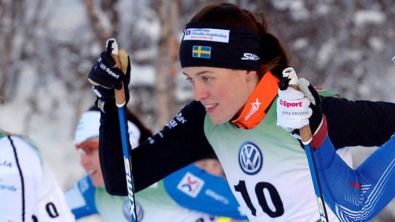 Anna Dyvik tog guld i U23-VM.