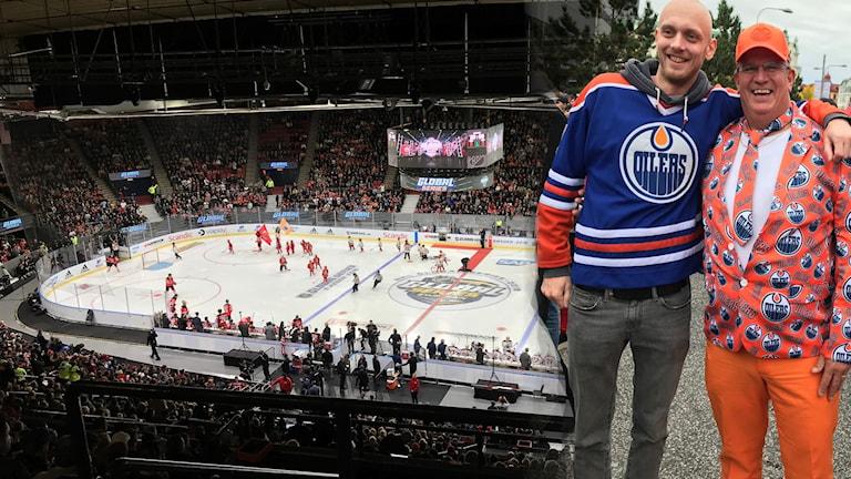 NHL-feber i Göteborg
