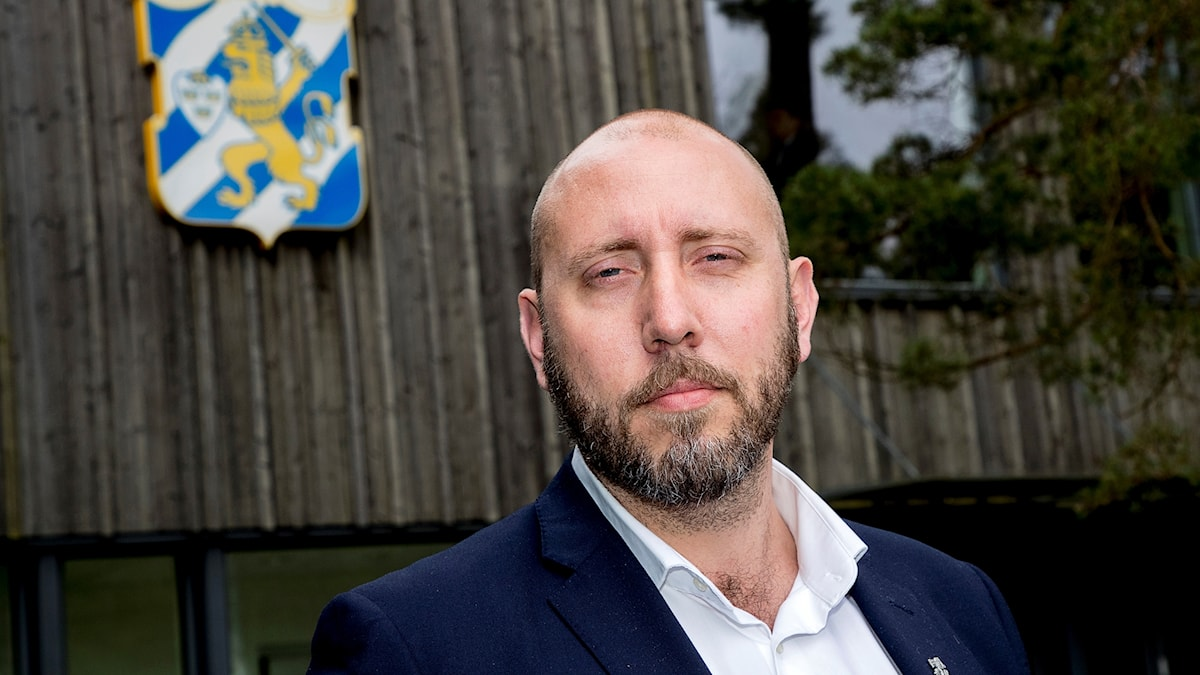 Max Markusson är IFK Göteborgs klubbdirektör