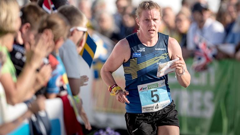 Helena Jansson missar VM-stafetten.