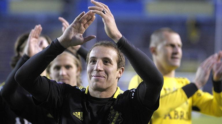 2012. Kenny Pavey. AIK. Fotboll. Foto:  Janerik Henriksson / SCANPIX