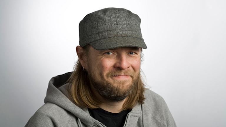 Andreas Matz. Foto: Björn Dalin/Sveriges Radio