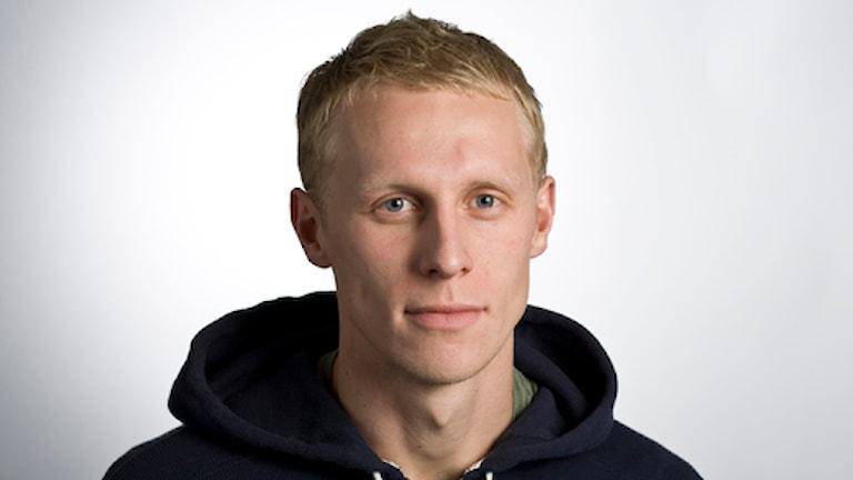 Richard Henriksson. Foto: Björn Dalin/Sveriges Radio