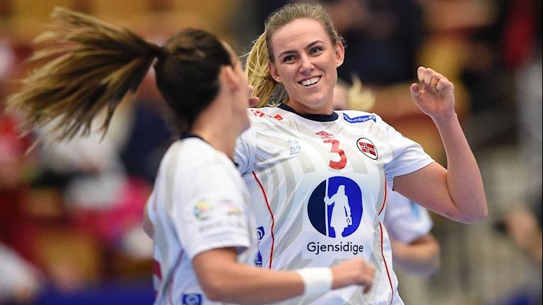 Emilie Hegh Arntzens Norge är EM-historiens segerrikaste lag.