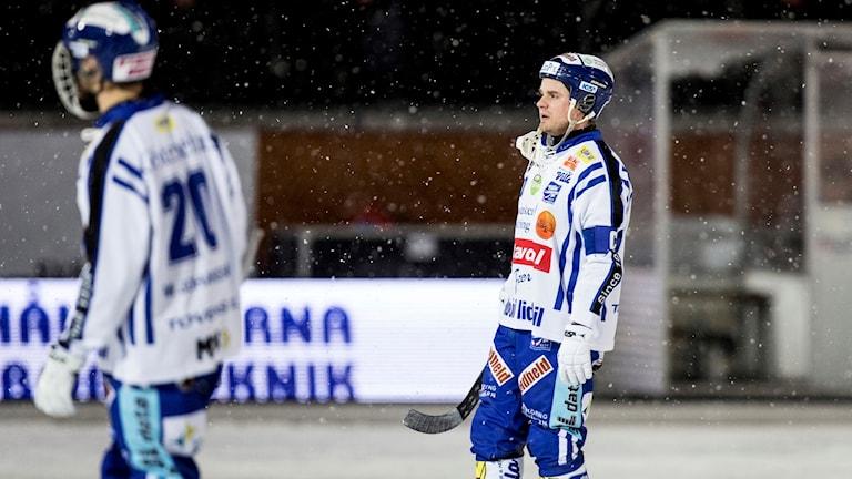 David Karlssons Villa Lidköping åkte på en rejäl smäll.