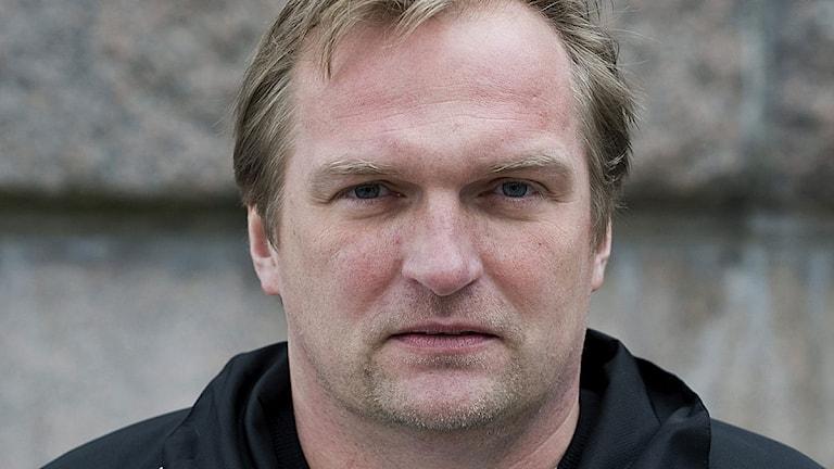 Jörgen Petersson. Foto: Bertil Ericson / SCANPIX.