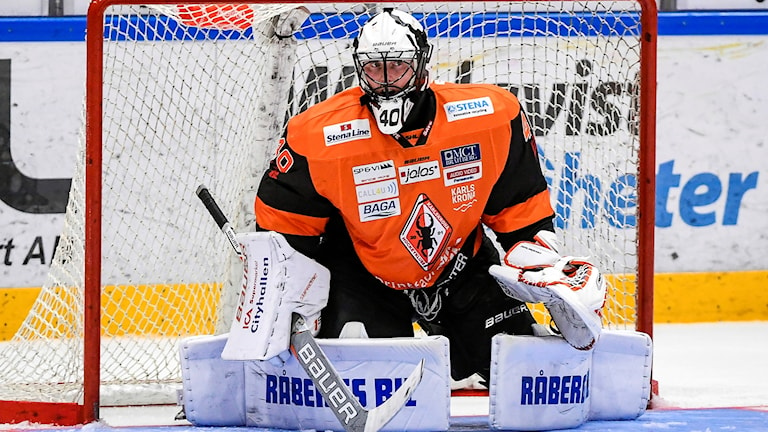 Johan Holmqvist.
