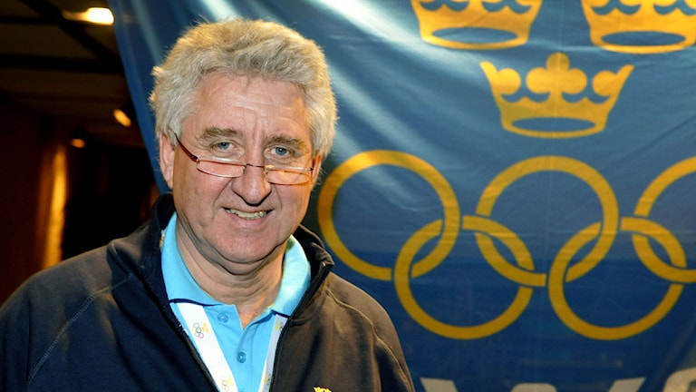 SOK:s ordförande Stefan Lindeberg