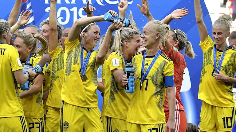 damernas fotbolls vm