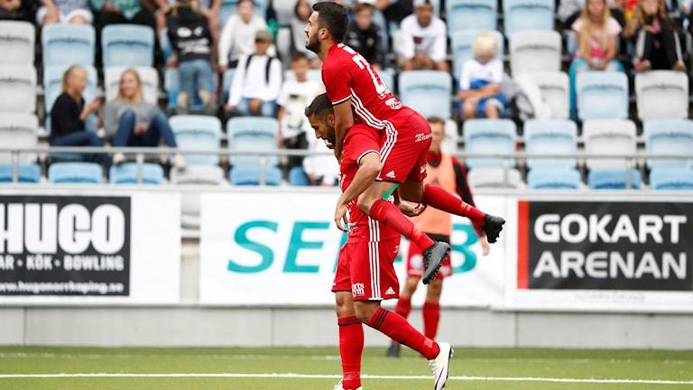 Östersund stal poäng av IFK Norrköping