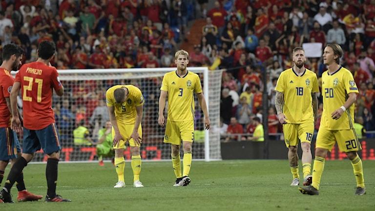 Spanien–Sverige.