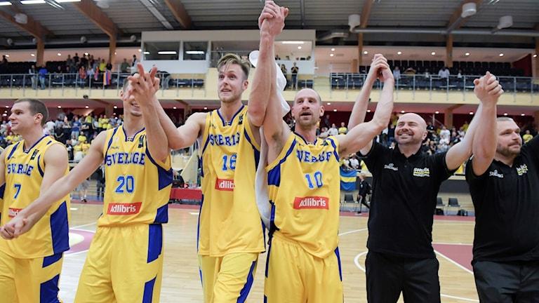 Sverige säkrade vidare avancemang i VM-kvalet.