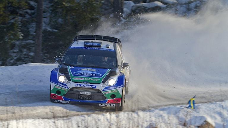 2013 Svenska Rallyt