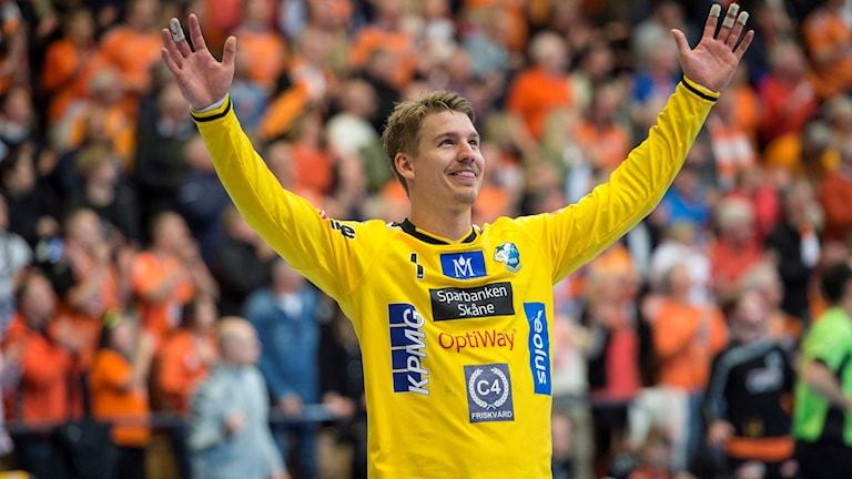 Leo Larsson, Kristianstad.