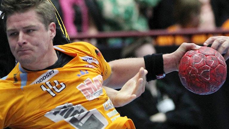 Arkivbild: IFK Kristianstads Johan Persson. Foto: Andreas Hillergren / SCANPIX.