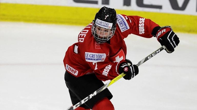 Lara Stalder avgjorde för Linköping