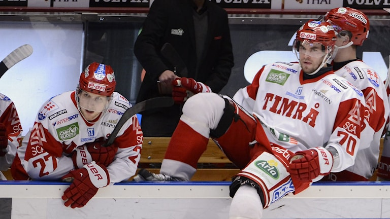 Ishockey, Timrå.