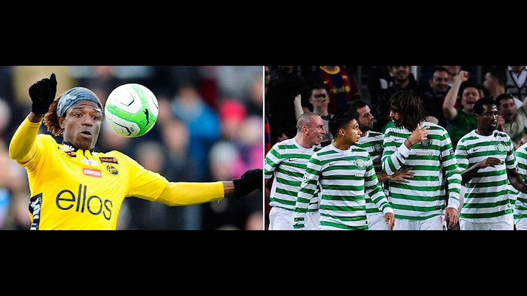 Elfsborg Hope For Giant Killing Act Against Celtic Radio Sweden Sveriges Radio