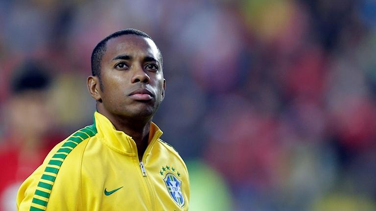 Fotbollspelaren Robinho