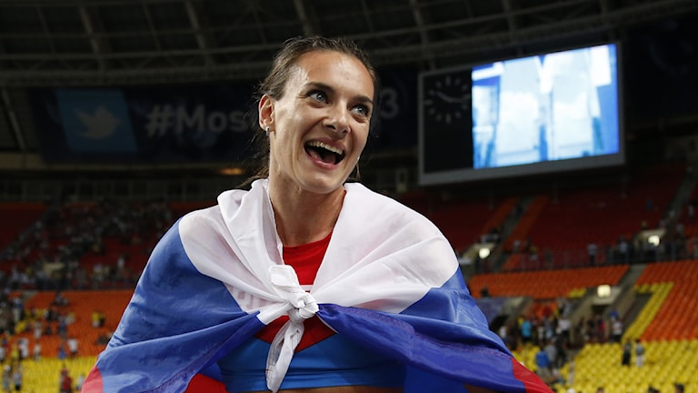 2013 Jelena Isinbajeva