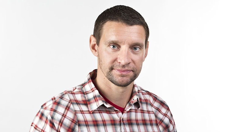 Kristofer Ottosson. Foto: Micke Grönberg/Sveriges Radio