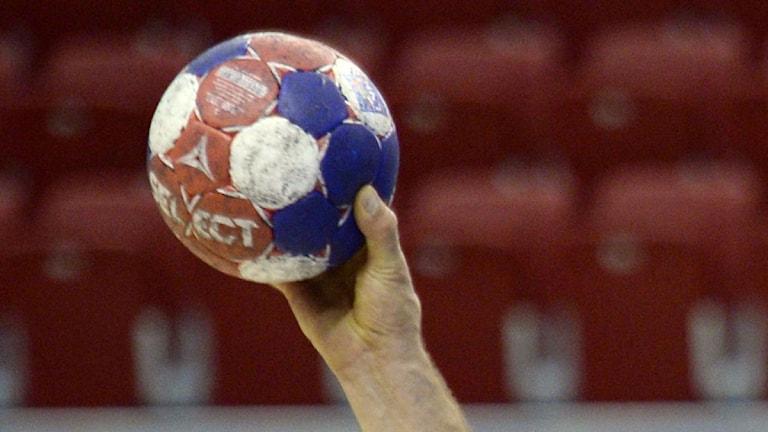 2013 Handboll, genrebild. Foto: TT Nyhetsbyrån