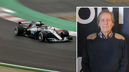 Fredrik af Petersens bloggar om ett eventuellt kommande F1-krig.