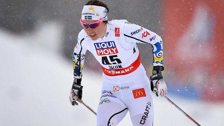 Emma Wikén är tillbaka i landslaget.