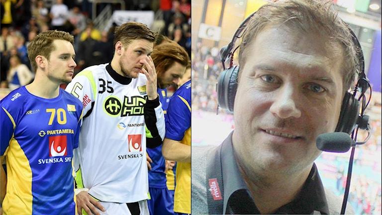 Radiosportens expert Peter Ahnberg är oroad över svensk innebandys utveckling.