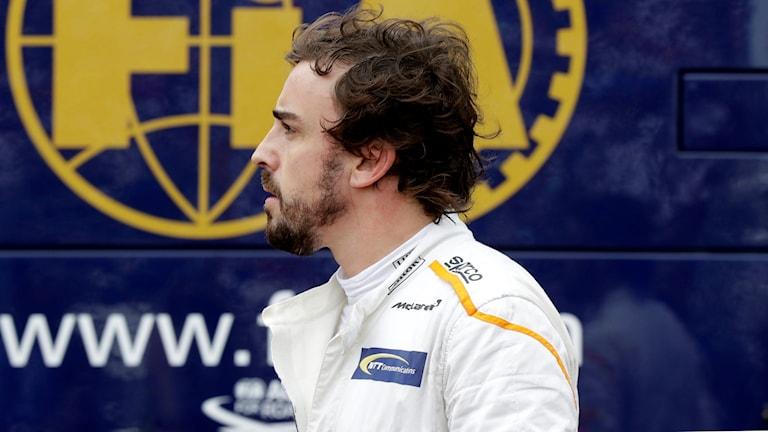 Fernando Alonso avslutar F1-karriären vid årets slut.