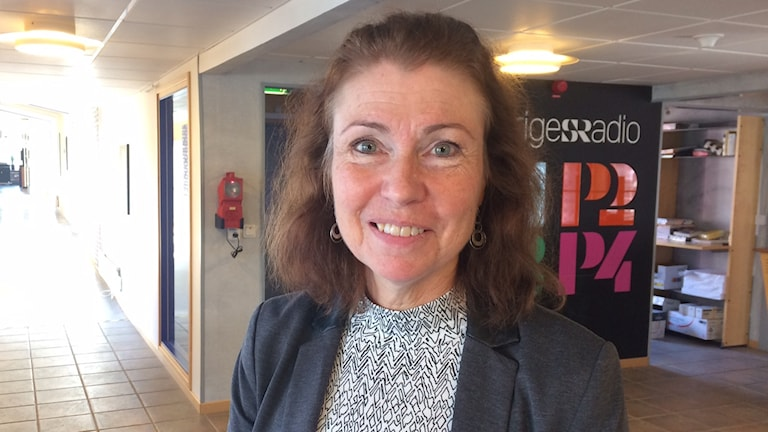 Sussi Sturesson är verksam i gymnastikföreningen KFUM Kristianstad.